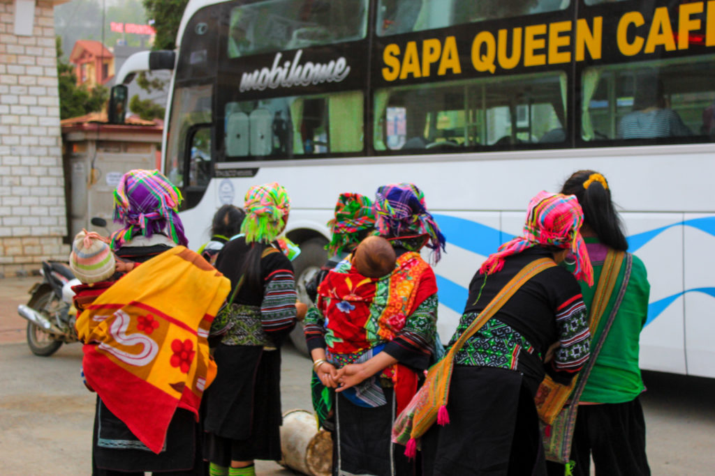 How To Get To Sapa
