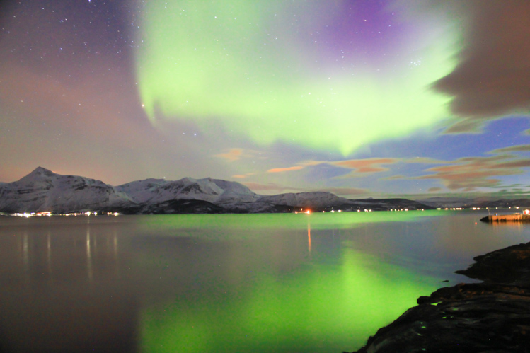 Top 3 Places To See The Northern Lights In Scandinavia