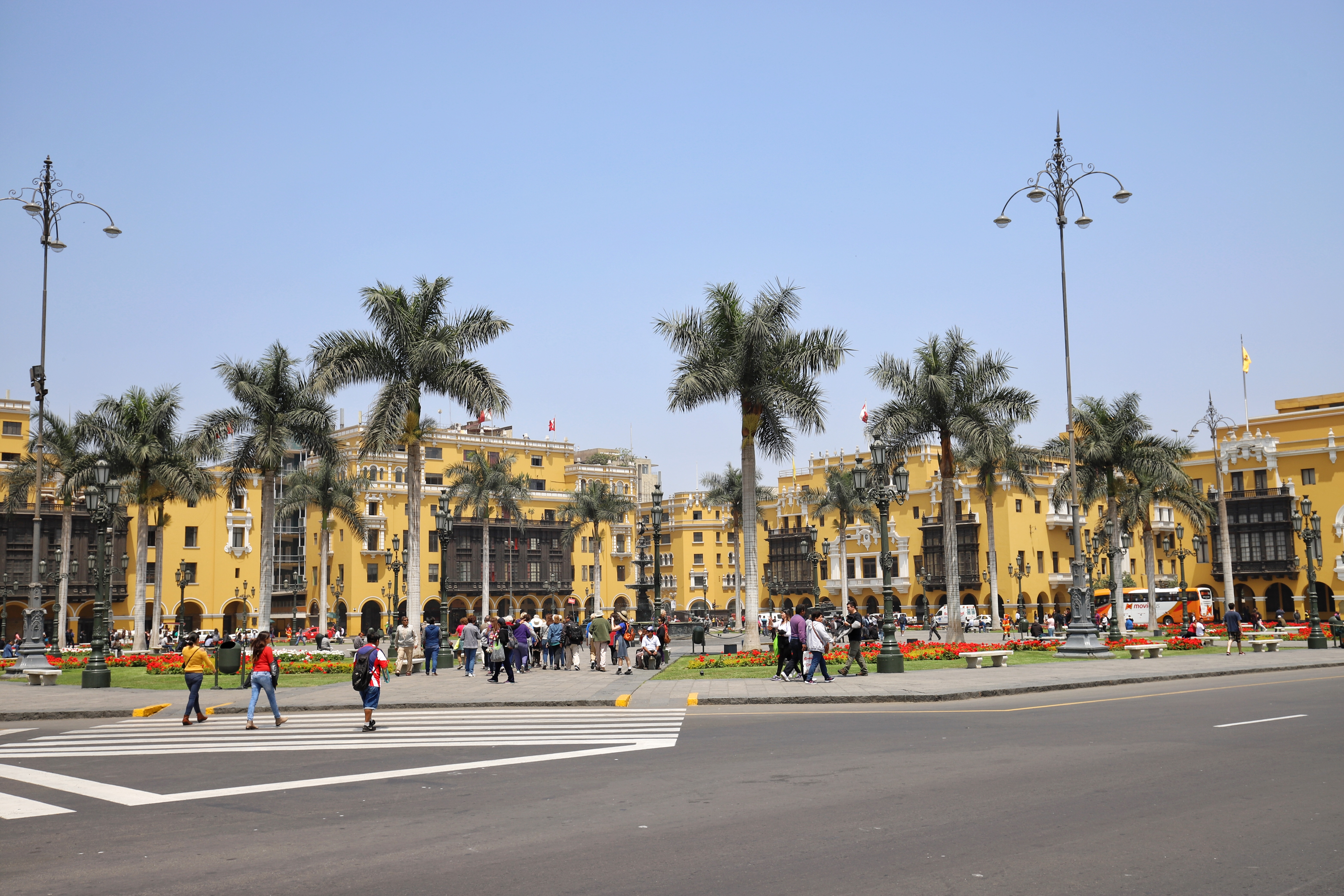 Lima Old Town - One Day In Lima