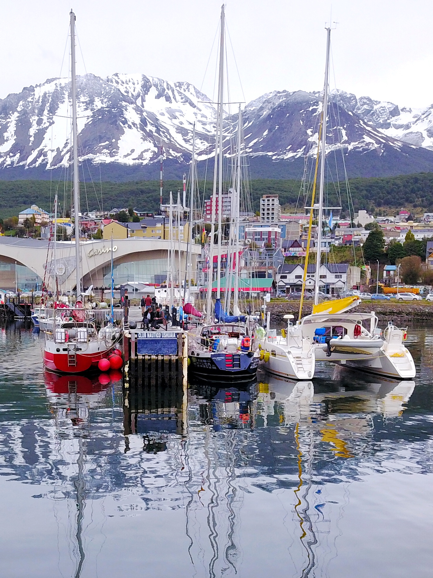 Ushuaia - Places You Must Visit In South America